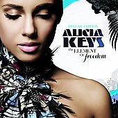 Alicia Keys: The Element of Freedom  [CD/DVD]