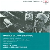 Flanders Fields Vol. 61: Marinus De Jong