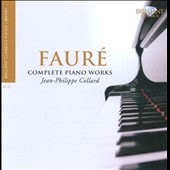 Brilliant Classics Piano Library: Faure