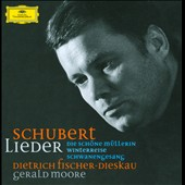 Schubert: Lieder [Limited Edition] / Dietrich Fischer-Dieskau, Gerald Moore [21 CDs]