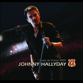 Johnny Hallyday: Tour 66: Stade de France 2009 [Bonus CD]