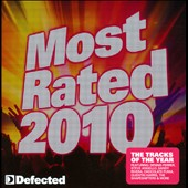 Various Artists: Most Rated 2010 [Digipak]