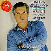 Pinchas Zukerman Plays & Conducts Haydn / Kirshbaum, English
