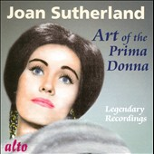 Art of the Prima Donna / Sutherland