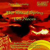 Stravinsky: The Rite of Spring, Les Noces / Kujawsky