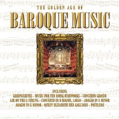 Golden Age Of Baroque Music