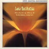 Boccherini: String Quartets / Revolutionary Drawing Room