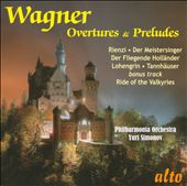 Wagner: Favourite Overtures & Preludes / Simonov