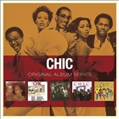 Chic: Original Album Series [Slipcase]