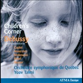 Children's Corner: Debussy Orchestrations of Caplet, Ansermet, Stokowski, Ravel
