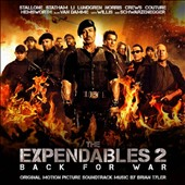Brian Tyler: Expendables 2 [Original Soundtrack]