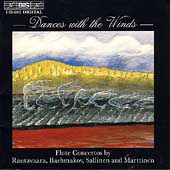 Dances with the Winds - Flute Concertos / Alanko, Vänskä