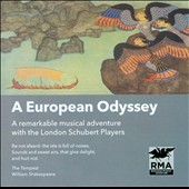 A European Odyssey - Chamber music by Mendelssohn, Saint-Saens, Enescu, Rynkova, Ostlund, Wilson, Avram Reeman / London Schubert Players