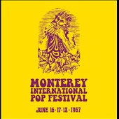 Various Artists: Monterey International Pop Festival: June 16, 17, 18, 1967 [Box]