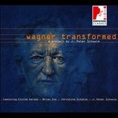Jan Peter Schwalm: Wagner Transformed [Digipak] *