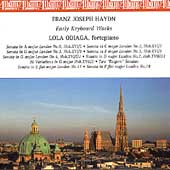 Haydn: Early Keyboard Works / Lola Odiaga