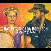 Hat Fitz/Cara Robinson: Do Tell [Digipak]