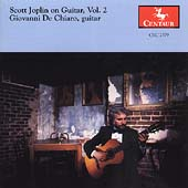 Giovanni De Chiaro: Scott Joplin on Guitar, Vol. 2