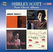 Shirley Scott: Four Classic Albums *