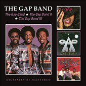 The Gap Band: The  Gap Band/The Gap Band II/The Gap Band III *