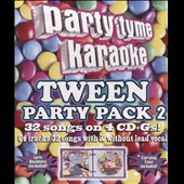 Karaoke: Party Tyme Karaoke: Tween Mega Pack, Vol. 2