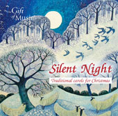 Silent Night: Traditional Carols for Christmas, including Silent Night, Sleep, holy babe, Sleepers, awake!, We three kings, Away in a manger, I saw three ships, The Wassail song et al. / Various choirs