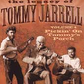 Tommy Jerrell: Legacy of 4: Pickin' on Tommy Jarrell