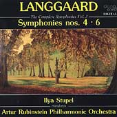 Langgaard: Symphonies 4 and 6, Interdikt / Ilya Stupel