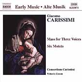 Early Music - Carissimi / Zanon, Consortium Carissimi