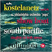 Andr&#233; Kostelanetz: Kostelanetz and the Philadelphia Pops Play Broadway Favorites