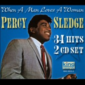 Percy Sledge: When a Man Loves a Woman [King 2001]