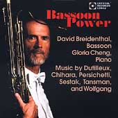 Bassoon Power / David Breidenthal, Gloria Cheng