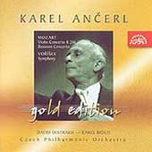 Ancerl Gold Edition 18 - Mozart, Vorisek