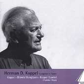 Koppel: Composer and Pianist / Koppel, Koppel Quartet, et al