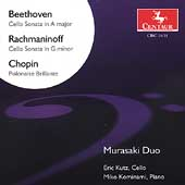 Beethoven, Rachmaninov, Chopin / Murasaki Duo