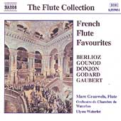 French Flute Favorites - Gounod, et al / Grauwels, Waterlot