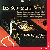 Les Sept Sauts - Baroque Chamber Music / Maute