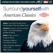 Surround Yourself with American Classics - Sousa, etc