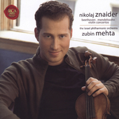 Beethoven, Mendelssohn: Violin Concertos / Znaider, Mehta