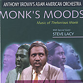 Anthony Brown (Drums): Monk's Moods