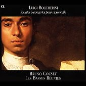 Boccherini: Sonates & Concertos pour Violoncelle / Cocset