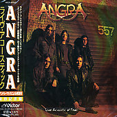 Angra: Live Acoustic: In Paris 95 [EP]
