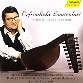 Delightful Lute-Pleasure - Lute Music / Joachim Held