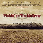 Pickin' On: Pickin' on Tim McGraw: The Bluegrass Tribute, Vol. 2