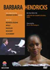 BARBARA HENDRICKS / Bruno Monsaingeon / Barbara Hendricks [DVD]