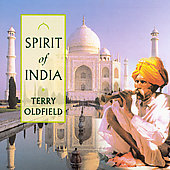 Terry Oldfield: Spirit of India