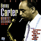 Benny Carter (Sax): Frenesi: Quintet Sessions, 1946-1954