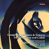 Diabelli: Complete Sonatines and Sonatas / Spanyi, Virta