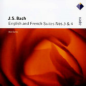 Bach J.s: English Suites Nos. 3 & 4. French Suites Nos. 3 & 4