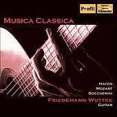 Musica Classica - Haydn, Boccherini, etc / Wuttke, et al